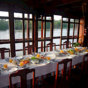 Restaurant - Funan Cruise | Bike & Boat Tours