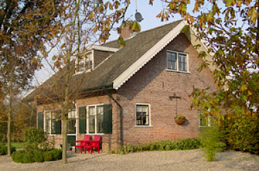 A typical home in Barneveld, Netherlands