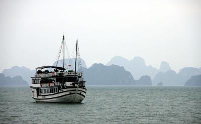 Vietnamese Junks | Bike & Boat Tours