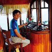 capitão - Vietnamese Junks