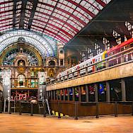 Train station in Antwerp, Belgium. Flickr:Gregorio Pugabailon