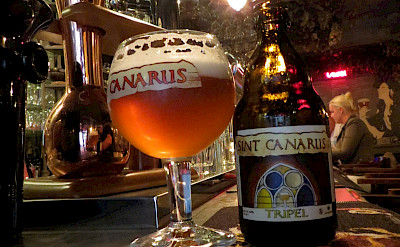 Belgium is known for many great Trappist beers. Here is Antwerp. Flickr:Bernt Rostad