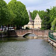 Ghent in East Flanders, Belgium. Flickr:Alain Rouiller