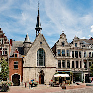 Sint-Jacobskapel of Spaanse in Lier, province Antwerp in Belgium. Wikimedia Commons:Sally V