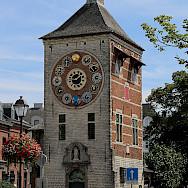 Zimmertoren in Lier, province Antwerp in Belgium. Wikimedia Commons:Sally V