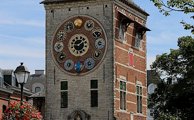 Zimmertoren in Lier, province Antwerp in Belgium. Wikimedia Commons:Sally V