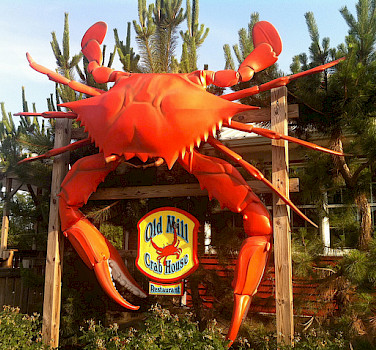 Don't miss Maryland's famous crabs!!! Photo via Flickr:thefoodgroup