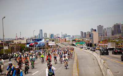 Photo courtesy of Bike NY