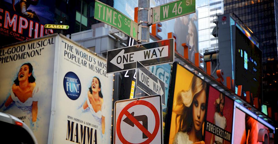 New York City, New York, United States. Photo via Flickr:Aurelien Guichard