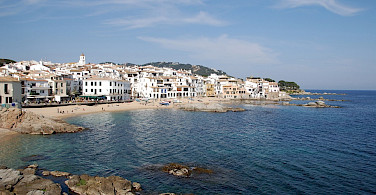 Calella de Palafrugell, Spain. Photo via Flickr:horrapics