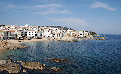 Calella de Palafrugell, Spain. Photo via Flickr:horrapics