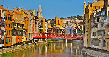 Cycle Girona! Photo via Flickr:borkur.net