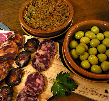 Tapas! Photo via Flickr:WordRidden
