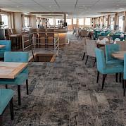 Lounge & Dining & Bar | De Holland | Bike & Boat Tours
