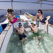 Pool | Andela Lora - Croatia Bike Boat Tours