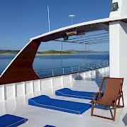 Deck para banho de sol - Lora