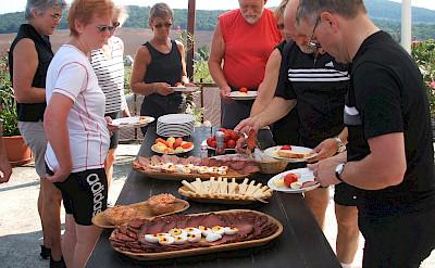 Bike & Wine Tour on Lake Balaton in Hungary.