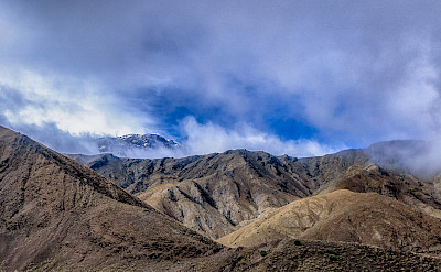 Atlas Mountains in Morocco. Flickr:Steven dosRemedios