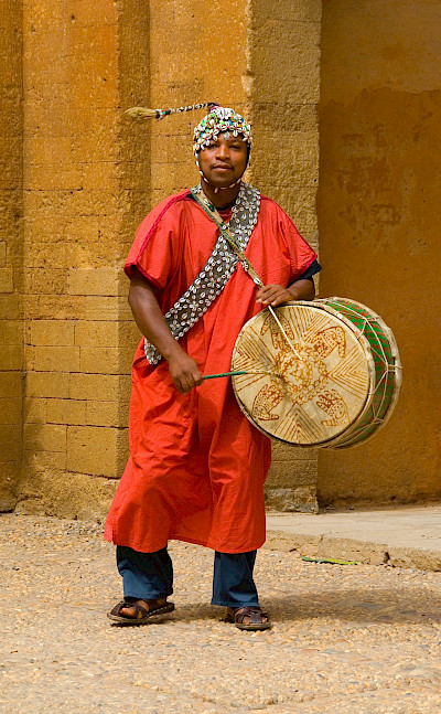 Drummer in Marrakech, Morocco. Flickr:sdfgsdfgasdr