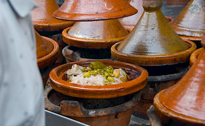Traditional food in in Marrakech, Morocco. Flickr:sdfgsdfgasdr