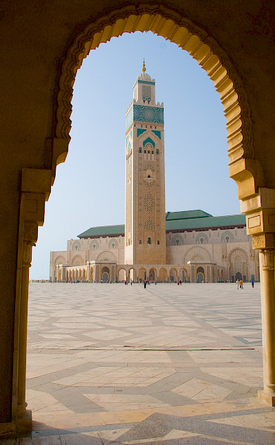 Mosque in in Marrakech, Morocco. Flickr:sdfgsdfgasdr