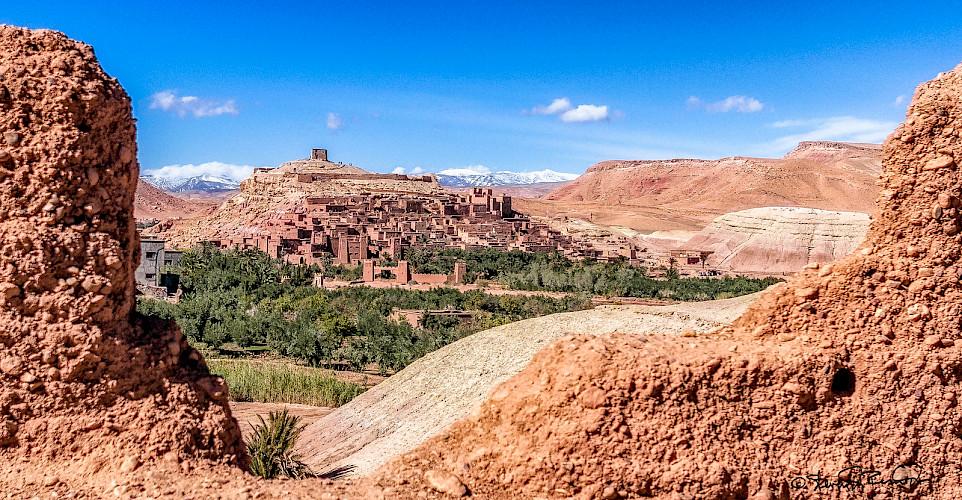 Ouarzazate in Morocco. Flickr:Steven dosRemedios