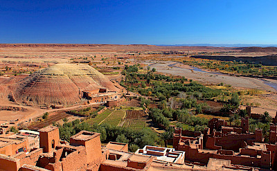 Ourazazate (aka <i>the door of the desert</i>) in Morocco. Flickr:Valdiney Pimenta