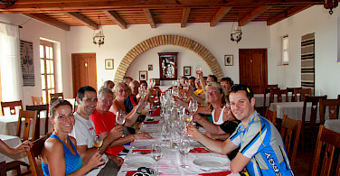 Wine & Dine on Lake Balaton Hungary Bike Tour.
