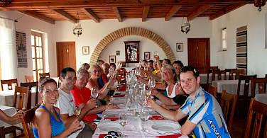 Wine & Dine on Lake Balaton Hungary Bike Tour.