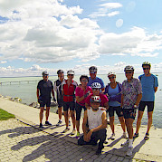 Lake Balaton Family Bike Tour Photo