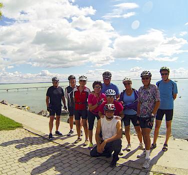 Lake Balaton Family Bike Tour