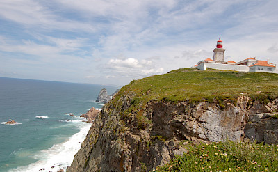 Great views in Cabo da Roca, Portugal. Flickr:yphnrh