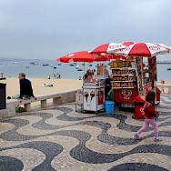 Along the beach in Cascais, Portugal. Flickr:Aapo Haapanen
