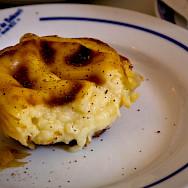 Pastel de belem are a Portuguese favorite. Flickr:Jennifer Wu