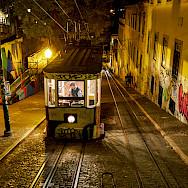 Local transportation in Lisbon, Portugal. Flickr:Luca Sartoni