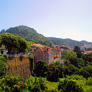 Overlooking Sintra, Portugal. Flickr:Cahroi