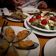 Great Portuguese food! Flickr:Jennifer Wu