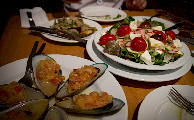 Great Portuguese food! Flickr:Jennifer Wu