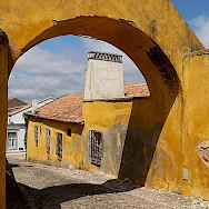 Santiago do Cacem, Portugal. Flickr:kkmarais