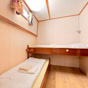 2-bed cabin