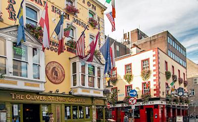 Dublin, Ireland. Flickr:Andrea Schaffer