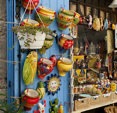 Local knickknacks for sale! Photo via Flickr:Michal Osmenda