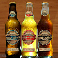Innis & Gunn, great local Scottish beers. Flickr:Rory