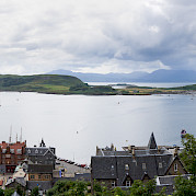 Scotland's Isle of Mull and the Caledonian Canal Photo