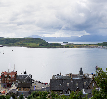 Scotland's Isle of Mull and the Caledonian Canal