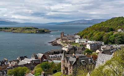 Oban Harbour, Kerrera Island, Scotland. Flickr:Juan Saez