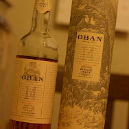 Oban is famous for its local Scotch. Flickr:Matthew Black