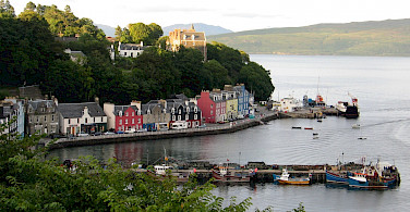 Tobermory on the Isle of Mull, Scotland. Flickr:g0ng00zlr