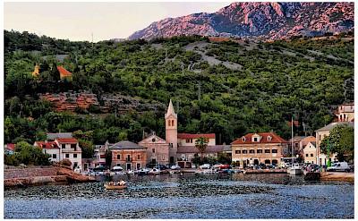 Jablanac from the Sea in Croatia. Photo via Flickr:Mario Fajt