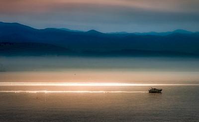 Boating on Kvarner Bay, Croatia. Photo via Flickr:Bernd Thaller